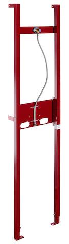 SCHELL Dusche-Modul MONTUS, für Ständerwand oder Vorwandmontage, Aufnahme für UP-Körper- STLB-Bau Mustervorlage -